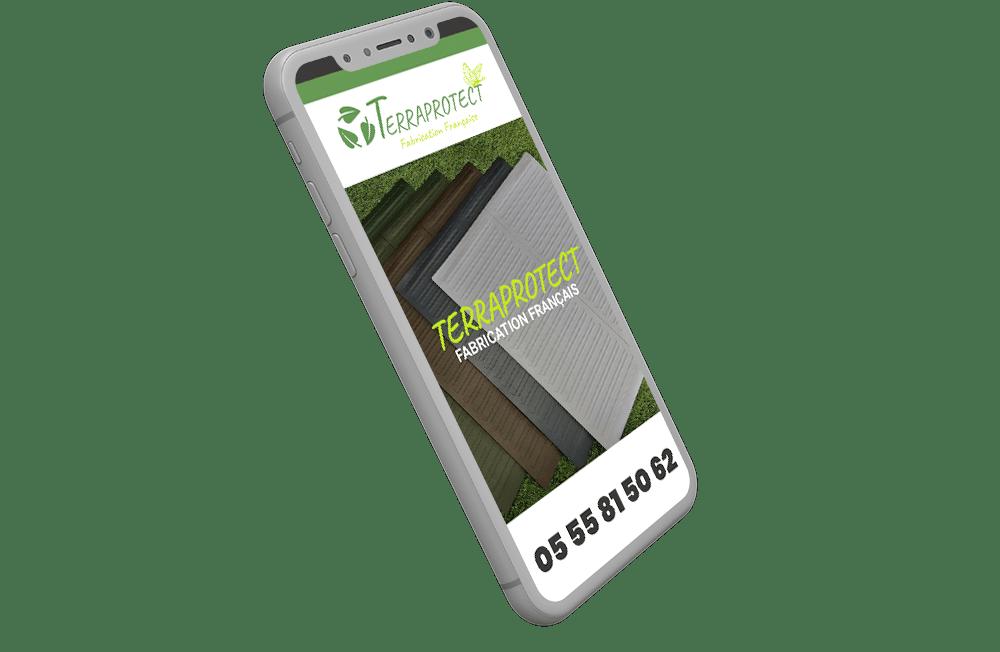 Semelle de clôture en Limousin | Terraprotect